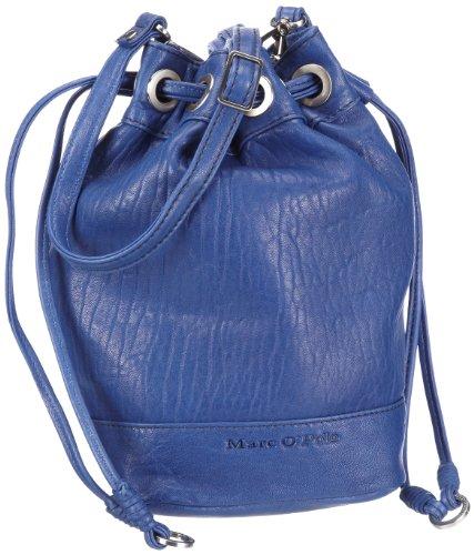 Marc O'Polo Accessories 11357 65000 201, Damen Henkeltaschen, Blau (blau 65000), 22x22,5x13,5 cm (B x H x T)