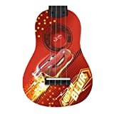 Disney Cars Mini Guitar by First Act - CR285