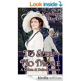To Sleep No More: A Dalton & Dalton Mystery (Dalton & Dalton Paranormal Mysteries Book 1)