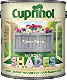 Cuprinol Garden Shades 1L Silver Birch