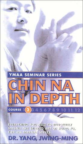 Chin Na in Depth Course 2 [VHS]