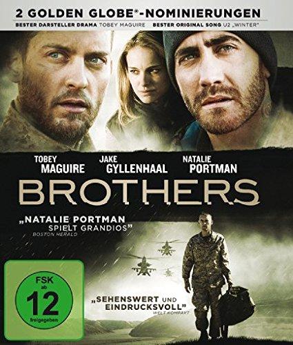 Brothers - Zwei Brüder. Eine Liebe - Steelbook [Blu-ray]