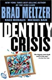 Identity Crisis HC Direct Market Version Brad Meltzer