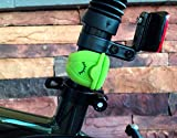 Micro-LED-Bike-Light-No-Tool-Install-Only-04-Ounces-Lightning-Frog-Bike-Light-by-Huggabe-is-Best-Accessory-For-Kids-Of-Any-Age