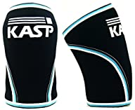 KASP Knee Sleeves 7mm Neoprene Suppor…