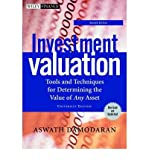 Investment Valuation 2nd Edition University with Investment Set (047128081X) by Damodaran, Aswath