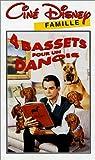 echange, troc Quatre bassets pour un danois [VHS]