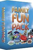 echange, troc Family Fun Pack I : Theme Park World - L'Odyssée des Zoombinis - Sheep - Worms Blast