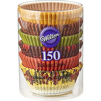 Wilton Fall Baking Cups, 150-Pack
