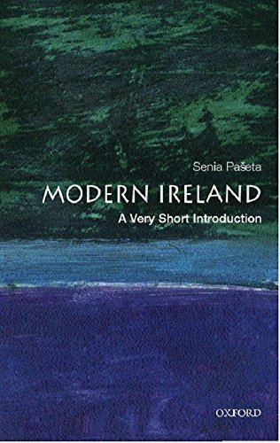 Modern Ireland: A Very Short Introduction