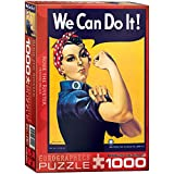 Rosie The Riveter 1000-Piece Puzzle