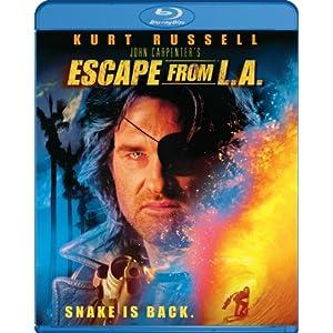 John Carpenter's Escape From La [Blu-ray]