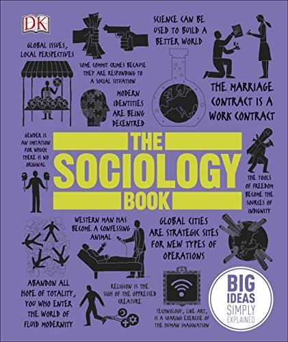 The Sociology Book (Big Ideas)