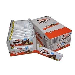 Kinder Bueno Box of 30 Pcs