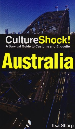 Cultureshock Australia (Cultureshock Australia: A Survival Guide to Customs & Etiquette)