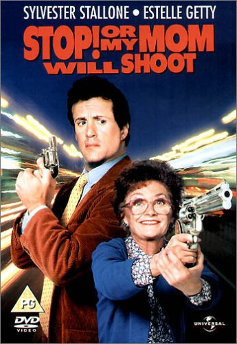 Stop Or My Mom Will Shoot [UK Import]