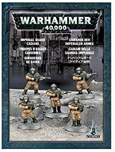 Games Workshop Imperial Guard Cadians Mini Box