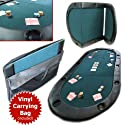 78 Inch Texas Holdem Padded Poker Table Top