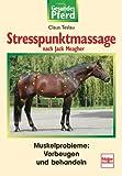 Stresspunktmassage nach Jack Meagher. Gesundes Pferd. - Claus Teslau
