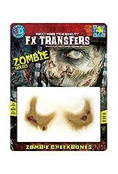 Tinsley Transfers 3D FX Zombie Cheekbones