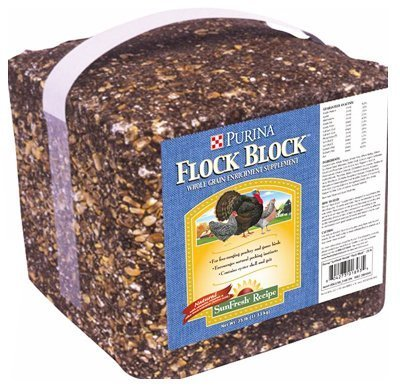 land-olakes-purina-0063250-sunfresh-flock-block-pet-food-25-pound-by-tv-non-branded-items-pets