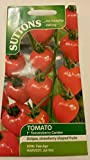 Packet Suttons Tomato seeds F1 Tomatoberry Garden