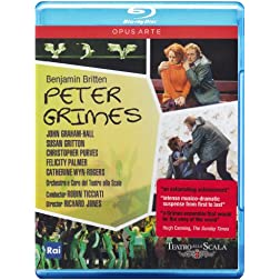 Peter Grimes [Blu-ray]