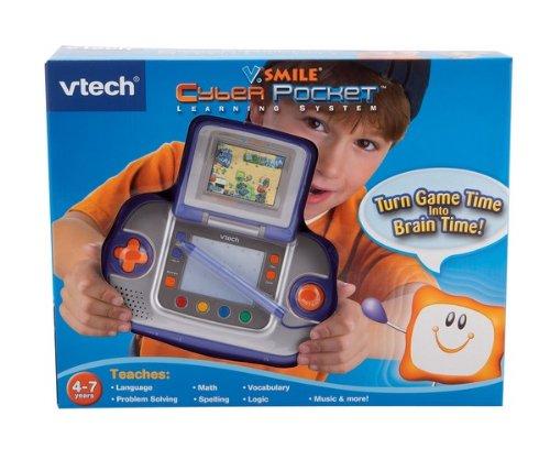 Vtech v smile cyber pocket new ebay - Console vtech vsmile pocket ...