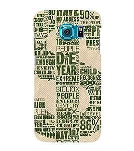 Dollar 3D Hard Polycarbonate Designer Back Case Cover for Samsung Galaxy S6 Edge+ :: Samsung Galaxy S6 Edge Plus :: Samsung Galaxy S6 Edge+ G928G :: Samsung Galaxy S6 Edge+ G928F G928T G928A G928I