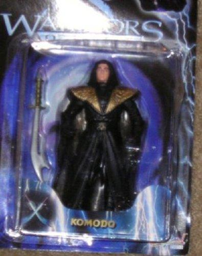 Warriors of Virtue Komodo - 1