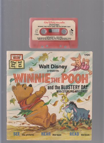 Walt Disney presents the story & songs of Winnie the Pooh and the Blustery Day with Sterling Holloway ; Book & Cassette Tape PDF