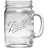 6-Pack Ball Wide Mouth 24 Oz Drinking Mug