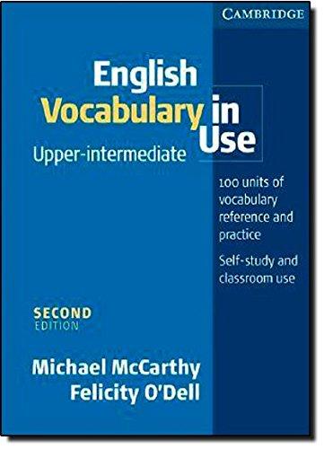 English vocabulary in use. Upper intermediate. Con espansione online. Per le Scuole superiori