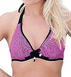 Curvy Kate Starry Eyed Halterneck Bikini Swim Top (CS2221)