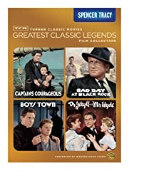TCM Greatest Classic Legends: Spencer Tracy (Captains Courageous / Bad Day at Black Rock / Boys Town / Dr. Jekyll and Mr. Hyde)