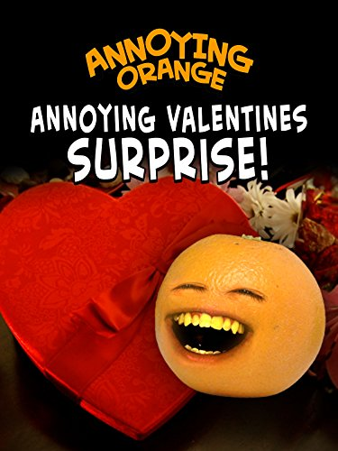 Annoying Orange Valentine's Surprise!