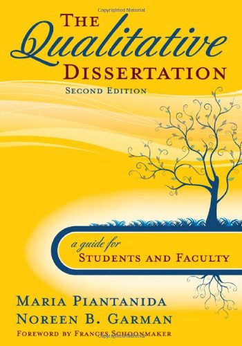The Qualitative Dissertation: A Guide for Students and...