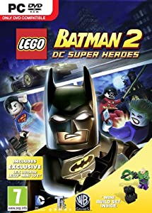 LEGO Batman 2 - Limited Lex Luthor Toy Edition (PC DVD)