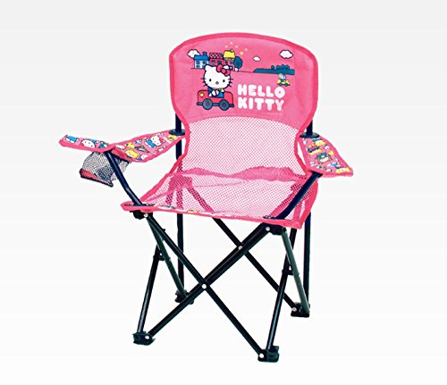 Hello-Kitty-Kids-Folding-Chair-For-Camping