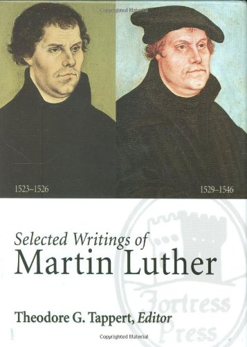 overview martin luther s christian liberty For the christian, this freedom is liberty from sin and death, and the opportunity to serve one's neighbor written in a simple style, on christian liberty conveys significant spiritual insight into the grace of god and liberating faith in christ jesus.