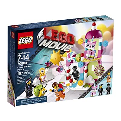 LEGO Movie 70803 Cloud Cuckoo Palace from LEGO Movie