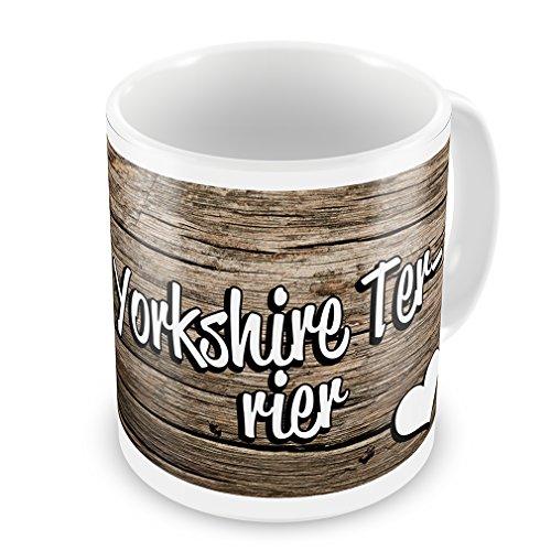 Coffee Mug Yorkshire Terrier, Dog Breed England - Neonblond