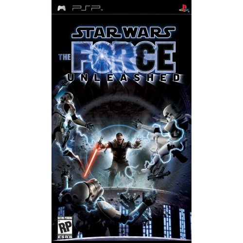 Star Wars: The Force Unleashed/General Discussion Thread 51GFvfh3iUL._SS500_