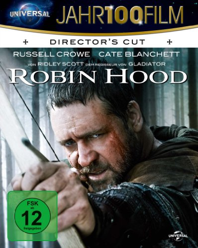 Robin Hood - Jahr100Film [Blu-ray] [Director's Cut]