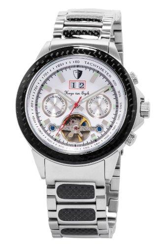 Hugo von Eyck orologio da uomo automatico Leonis, HE201-187
