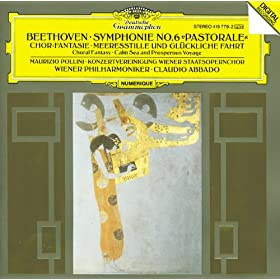 Beethoven: Fantasia for Piano, Chorus and Orchestra in C minor, Op.80 - Allegretto, ma non troppo (quasi Andante)