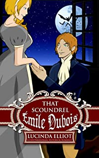 That Scoundrel Émile Dubois by Lucinda Elliot ebook deal