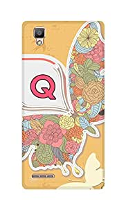 SWAG my CASE Printed Back Cover for OPPO F1