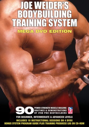 Joe Weider\'s Bodybuilding Training System [DVD] [Import]