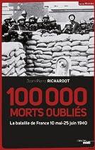 100 000 morts oubliés  La bataille de Dunkerque | Opération Dynamo 51GFzn5P8oL